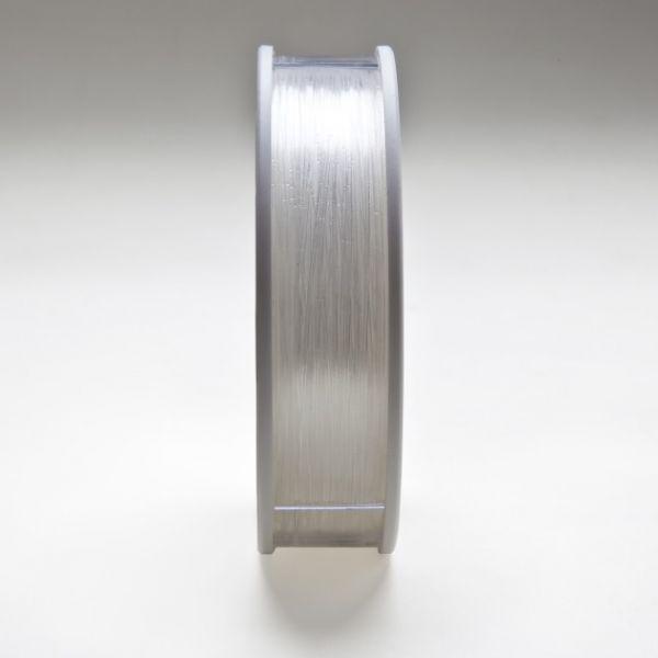 Perlenfaden 0,15 mm transparent, 50 m