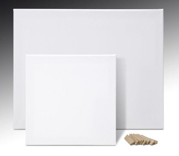 Keilrahmen 10x10 cm