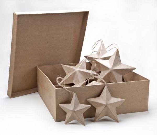 Paper Art Sterne Set