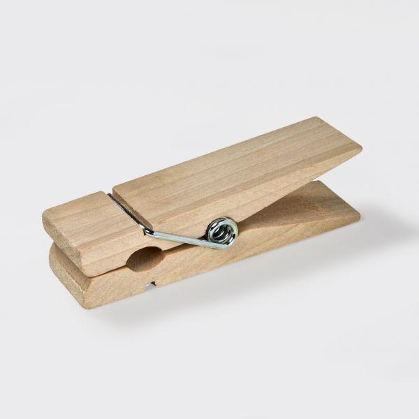 Wäscheklammern Holz 120x30 mm, 1 Stück