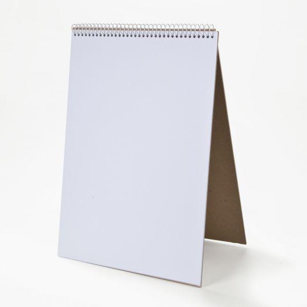 Paper Art - Fotoalbum naturbraun, 30x21 cm, inkl. 25 Blätter weiss