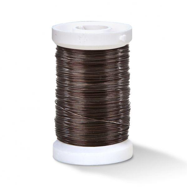 Bindedraht 0,35 mm geglüht, 100 m-Spule