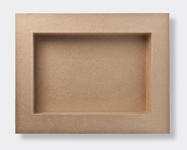 Paper-Art 3D Bilderrahmen, 30x23cm, 4cm tief