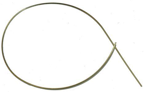 Drahtbiegeteil EI, 80x60 mm, 5 Stück