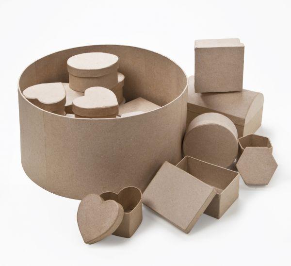 Paper Art - Mix 23 Teile