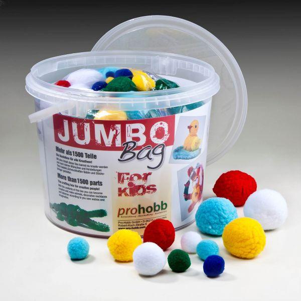 Jumbo Bag for Kids mehr als 1500 Teile !