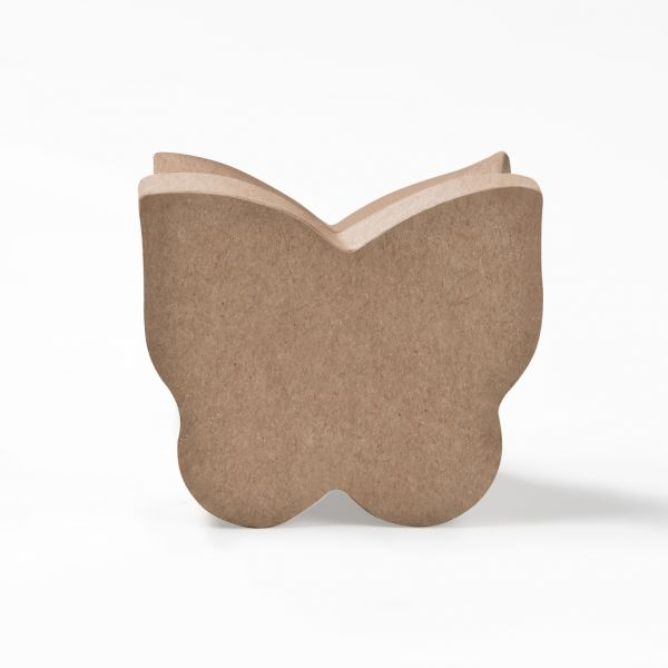 Paper Art - Dose Schmetterling, 7,5x7x4 cm